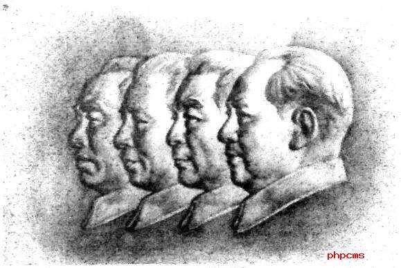 罕见的人民币素描原稿, 快来看看, 你一眼能认出几张?