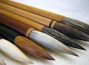 毛笔该如何鉴别?毛笔怎么洗才好?