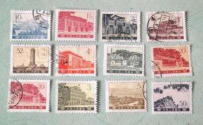 中国邮票有哪些种类?怎么辨别邮票是二胶还是原胶的?