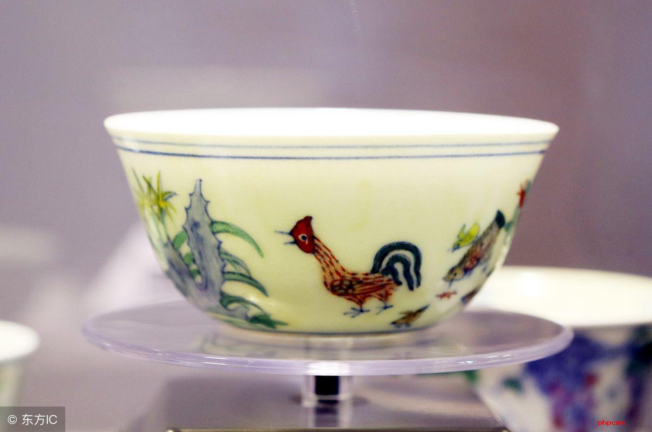 鸡缸杯价值2.8亿港元,被誉为惊世藏品