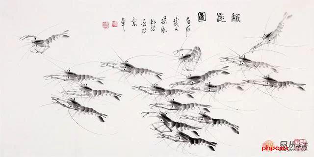 当代书画收藏 朴喆老师作品
