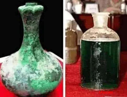 考古发现的千年美酒