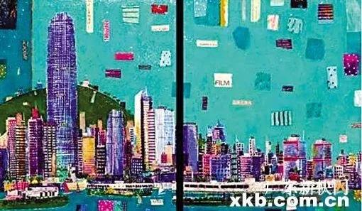 黎伟明将与法意艺术家深圳雅昌艺术馆联展