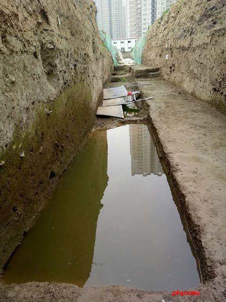 """隋唐长安城东市遗址考古新收获 发现文献中提及的""""放生池"""""""