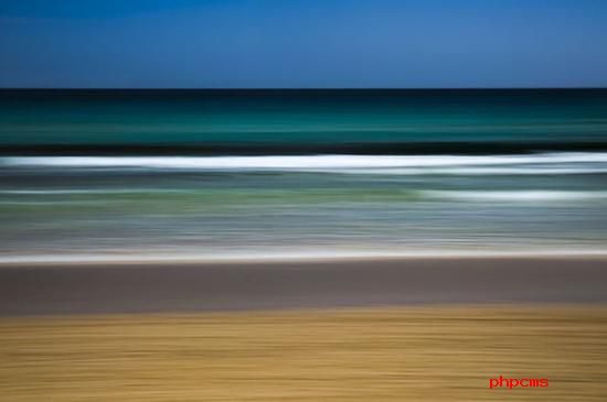 《海滩的颜色》 摄影师:Jens Rosbach(德国)