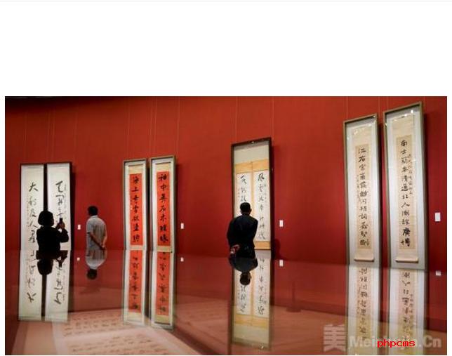 """""""为万世开太平——于右任书法作品展""""11日在中国美术馆开幕"""