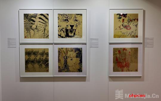 """""""艺术慕尼黑""""(ARTMUC)国际艺术博览会在德国开幕 中国艺术家作品受邀参展"""