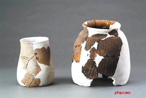 湖南石门宝塔遗址发现大量商代文物