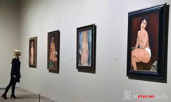 莫迪里阿尼最大幅作品近10亿成交