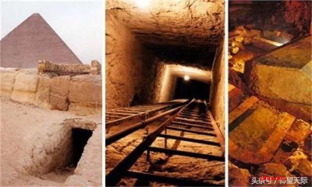 """吉萨金字塔下神秘""""奥西里斯轴""""的详细调查"""