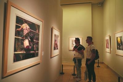 松溪版画三幅精品被中国美术馆收藏