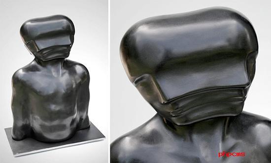 如此情绪化的雕塑你见过吗?