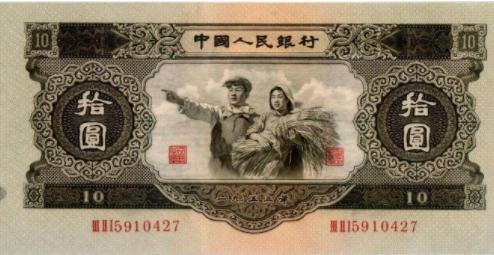 你知道前三套人民币为什么不用领袖头像吗?