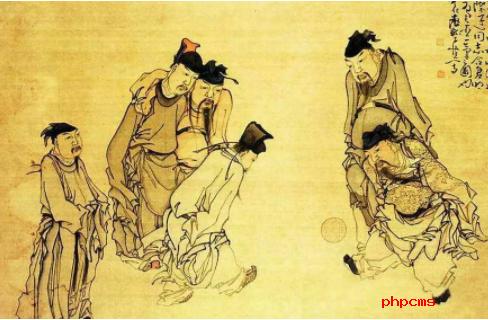 """古人的""""时尚""""运动揭示了中华传统体育文化之精髓"""