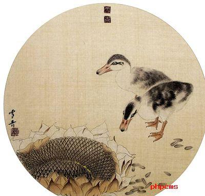 中国字画分为哪些形式