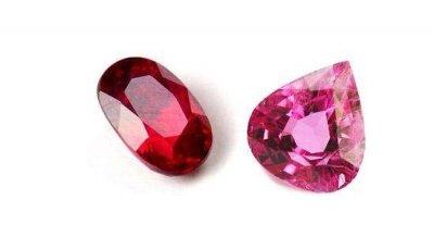 用什么办法区分红碧玺和红宝石