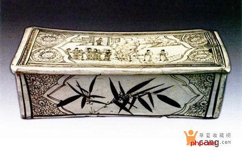 古代瓷器织锦纹饰鉴赏