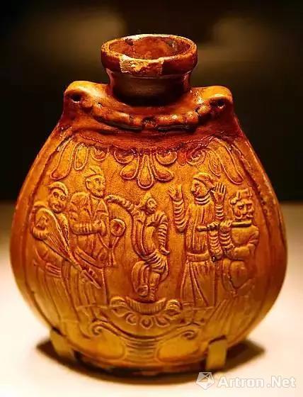 细数黄釉瓷的发展历程