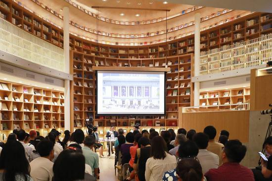 """The FutureS·我们的未来""第四场论坛论坛在上海举行"