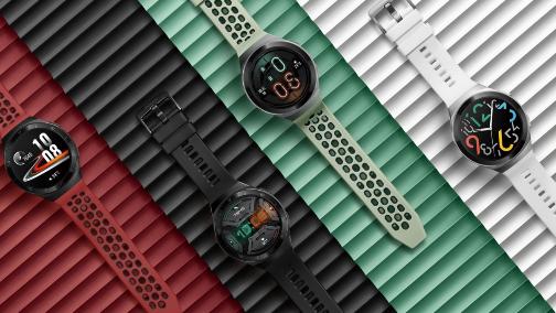 华为WatchGT2e发布带来100种运动模式